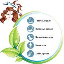 Озонирование воздуха в парикмахерской (салоне красоты)