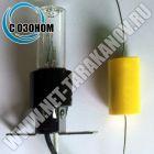 Ультрафиолетовая лампа с озоном, E17, 220 вольт, 3 Вт.